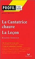 """La Cantatrice chauve, suivi de """"La leçon"""" d'Eugène Ionesco"""