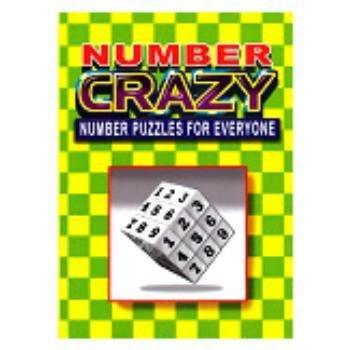 Cheap Fun Bulk Savings 377351 Number Crazy Puzzle Book- Case of 48 (B003L2YC9E)