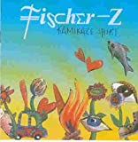 Fischer-Z - Kamikaze Shirt