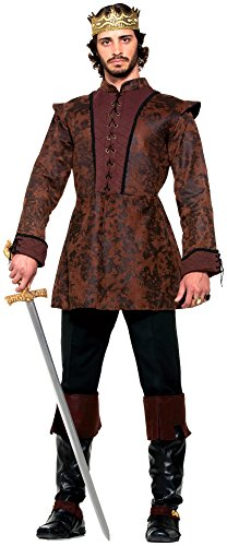 Forum Novelties Men's Medieval King Costume Coat