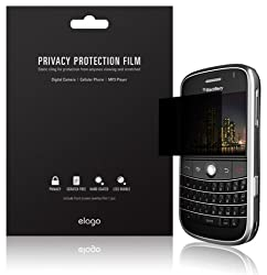 elago BlackBerry Bold Privacy Protection Film-Protect Screen