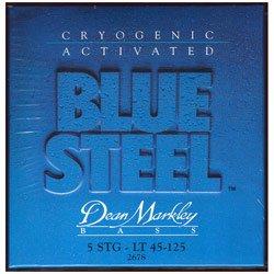 Dean Markley 2678 Blue Steel LT Light Electric