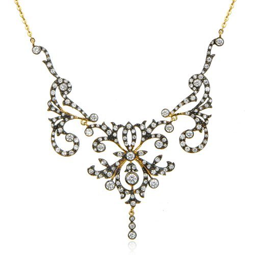 Cocktail necklace image
