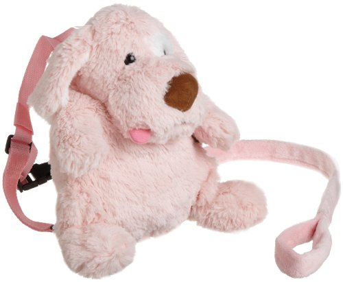 Jeep Backpack Harness, Puppy/Pink
