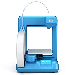The Cube® Home 3D Printer (2nd Generation, Blue)