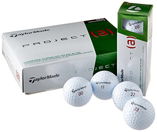 TaylorMade Project (a) Golf Balls (1 Dozen) (Project A Taylor Made compare prices)