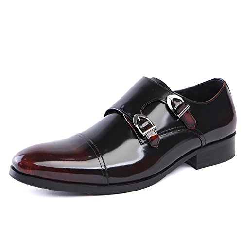 fibbia-di-abito-maschile-in-pelle-a-mano-in-inghilterra-oxford-scarpe-red-40