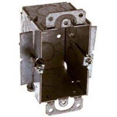 """Raco 509 Switch Boxes Conduit Box Old Work, Steel, 3"""" X 2"""", 2-1/2"""" Deep"""