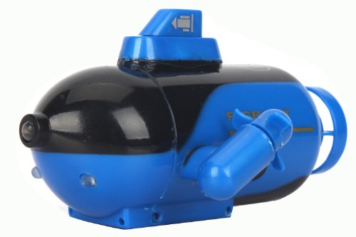 RC Submarine Remote Control Submarine toy-Blue