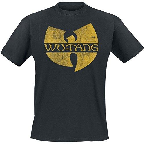 Wu Tang Clan Logo T-Shirt black
