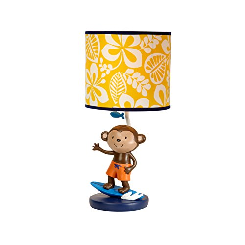 Carter's Laguna Collection Lamp and Shade