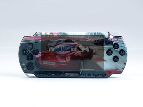 Pacers Rac-red Psp Slim Dual Colored Skin Sticker Psp 2000