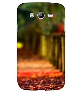 FurnishFantasy Designer Back Case Cover for Samsung Galaxy Grand I9082
