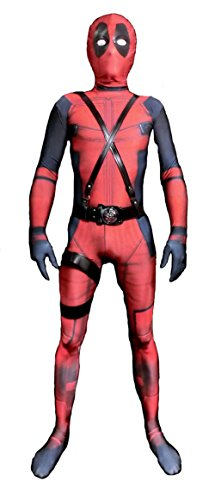 Halloween Deadpool Costumes Kids