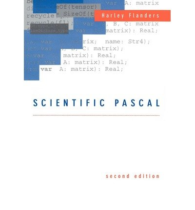 scientific-pascal-author-harley-flanders-jul-1996