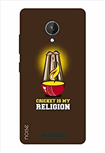 Designer Printed Mobile Back Cover & Case For Micromax Canvas Spark 380 - By Noise