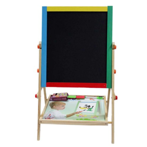 Dolly 2 in1 White Board for drawing and Writing Slate + Free colouring ...