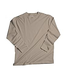 Zorrel - Insect Shield Apparel Long Sleeve Tee Shirt,Wet Sand,Large