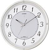 CITIZEN (シチズン) 掛け時計 エコライフM788 ソーラー電源 電波時計 ハイブリッドタイプ 4MY788-003
