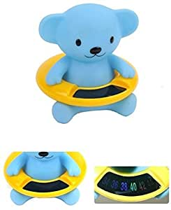 1 piece of cute bear bath tub baby infant thermometer. Black Bedroom Furniture Sets. Home Design Ideas