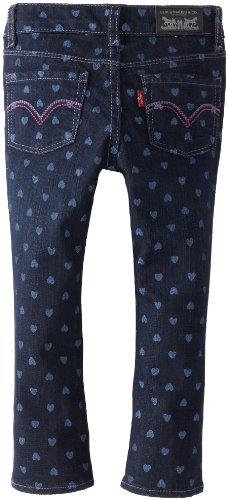 Леви's Girls 2-6х Трессах узкие джинсы, специально…