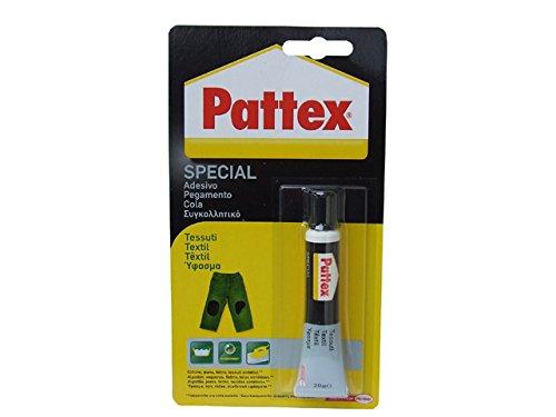 Pattex 1479394 Adesivo per Tessuti, 20 g