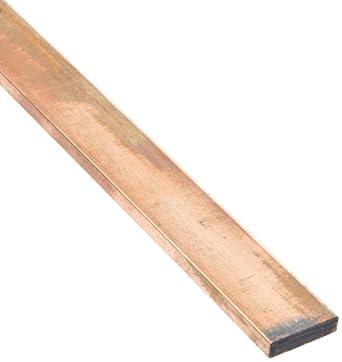 Copper 110 Rectangular Bar, ASTM B187