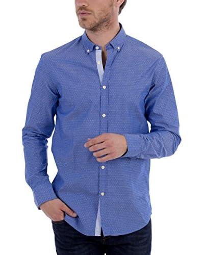 BLUE COAST YACHTING Camicia Uomo [Blu]