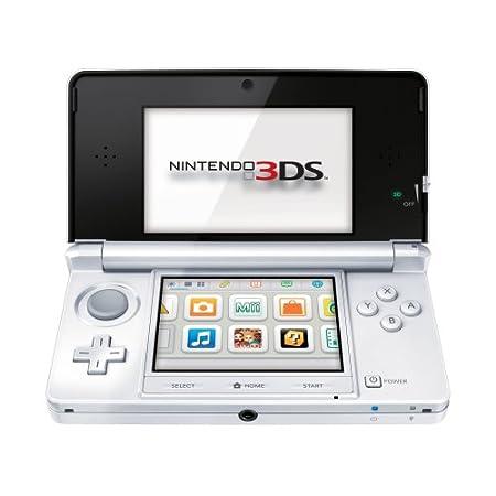 Nintendo 3DS Hw Blanca