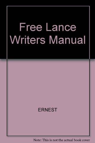 Free-Lance Writer's Survival Manual