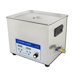 Skymen Ultrasonic Cleaner for Lab Glassware Cleaning 10l