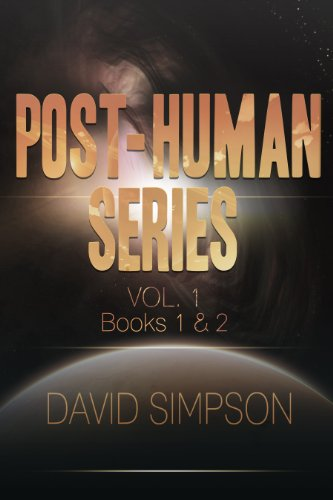 Bargain Alert: David Simpson's Sci-Fi Post-Human Box Sets