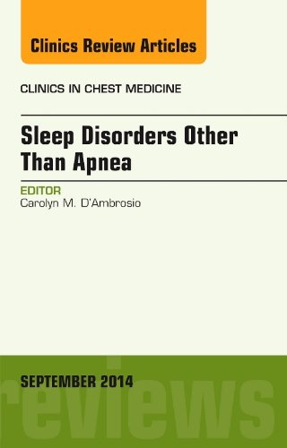 Sleep-Disordered Breathing: Beyond Obstructive Sleep Apnea, An Issue of Clinics in Chest Medicine, An Issue of Clinics in Chest Medicine, 1e (The Clinics: Internal Medicine)