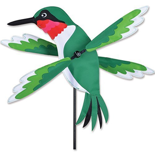 WhirliGig Spinner - 15 in. Hummingbird Spinner by Premier Kites