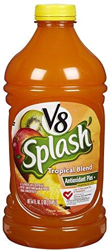 V8 Splash Tropical Blend, 64 Oz