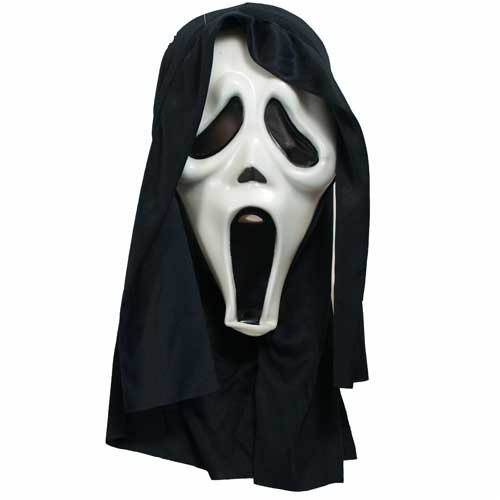Scream Mask (Standard) From the Movie Scream