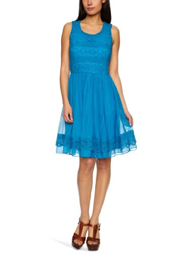 Yumi Peppy Women's Dress Blue 8