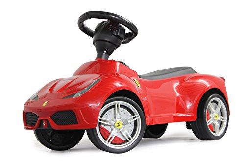 Jamara - 460204 - Porteur voiture - Ferarri 458 - Rouge