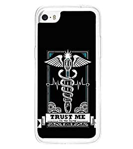 Doctor Sign 2D Hard Polycarbonate Designer Back Case Cover for Apple iPhone 5C