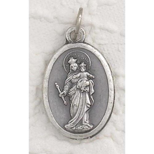 100 Virgin Mary Medals