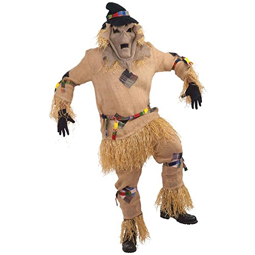 Men's Scarecrow Monster Costume (Size Standard 42)