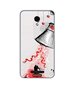 instyler MOBILE STICKER FOR MICROMAX CANVAS DOOBLE 4Q391