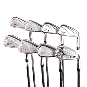 New Adams GT Irons 3i-9i (& IDEA Tech OS PW) Dynalite Steel RH