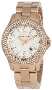 Michael Kors - Quartz Classic Rose Gold with White Dial Women's Watch - MK5403
