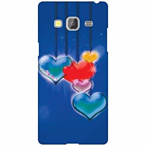 Back Cover for Samsung Z3