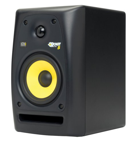 KRK RP5G2 Rokit G2 5In Powered Studio Monitor