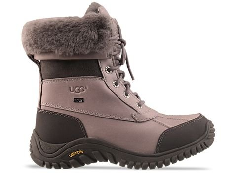 UGG Australia Women's Adirondack II Boots Grey Size 6 On Sale