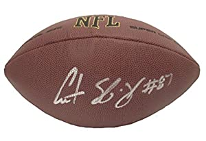 Austin Seferian-Jenkins Autographed Signed NFL Wilson Composite Football, Tampa Bay... by Southwestconnection-Memorabilia