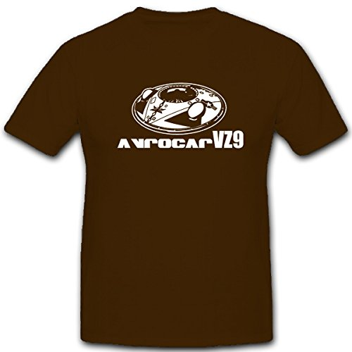 avro-canada-vz-de-9av-avrocar-us-air-force-army-project-silver-bug-ufo-prototipo-camiseta-4737-marro