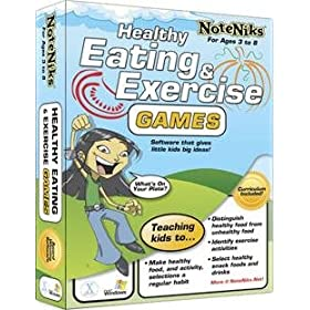 NoteNiks Healthy Eating and Exercise